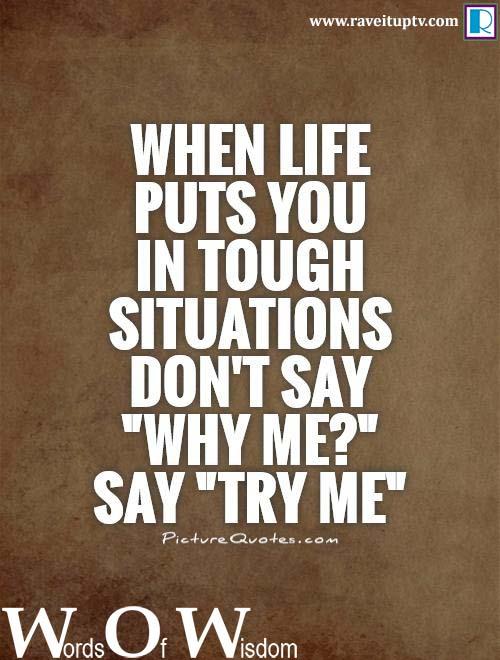 Tough thinking quotes