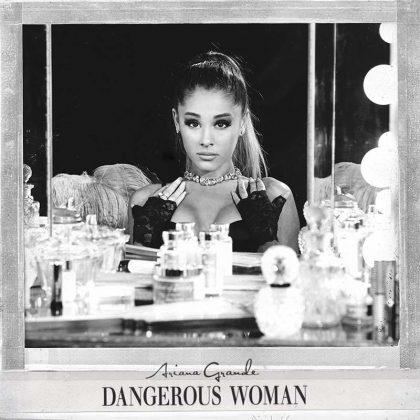 Ariana grande album release date dangerous woman