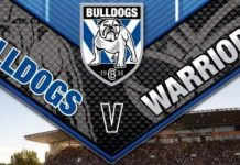 Bulldogs v Warriors