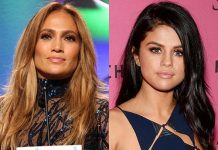 Selena Gomez and Jennifer Lopez
