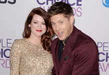 Jensen Ackles and Danneel Harris Ackles