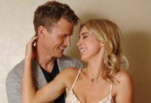 The Bachelor Richie Strahan and Alexandra Nation