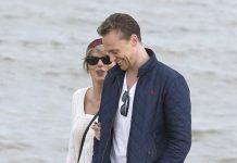 Taylor Swift & Tom Hiddleston