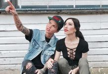 Ruby Rose and The Veronica's Jess Origliasso